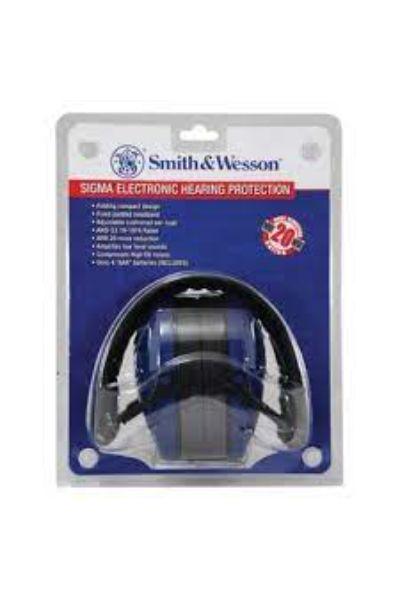 RTL Firearms hearing protection Battenfeld Technologies Sigma Electronic Ear Muff