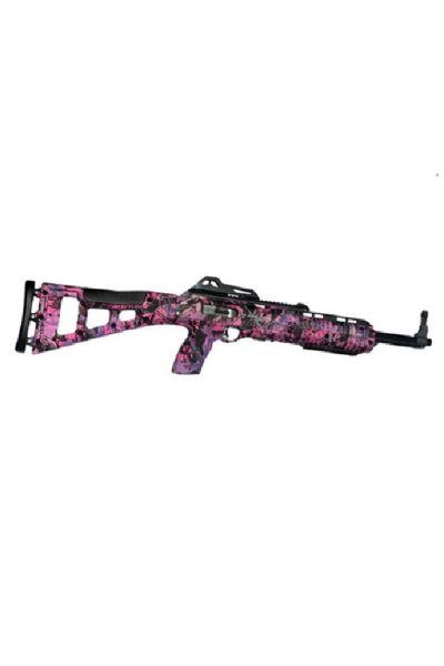 RTL Firearms 9TS 9mm Pink/Camo rifle