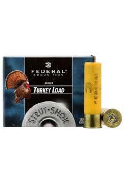 RTL Firearms ammunition Federal Mag Turkey Load 20 GA
