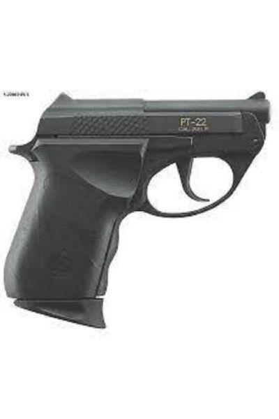 RTL Firearms handgun Taurus PT22 (Used-Excellent). 22LR Black. 1 mag