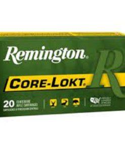 RTL Firearms ammunition remington core-lokt