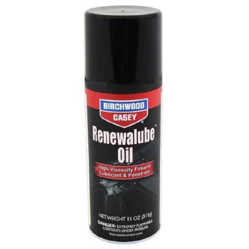 RTL Firearms birchwood casey gun oil renewalube oil gun oil 11 oz