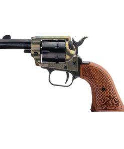 RTL Firearms Heritage Barkeep Scrolled Wood Grips