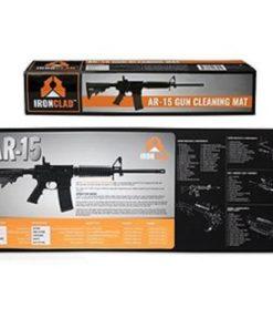 RTL Firearms Ironclad ar15 gun cleaning kit