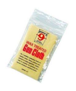 RTL Firearms wax treated Gun cloth HOPPES Treated Cloth