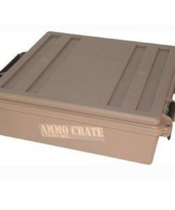RTL Firearms ammunition crate