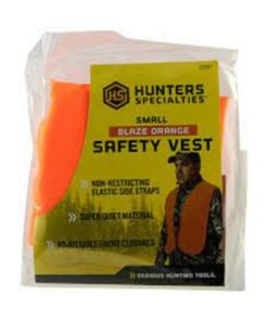 RTL Firearms Hunters Specialties Super Quiet Safety Vest
