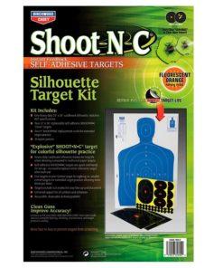 RTL Firearms shoot n c silhouette target kit