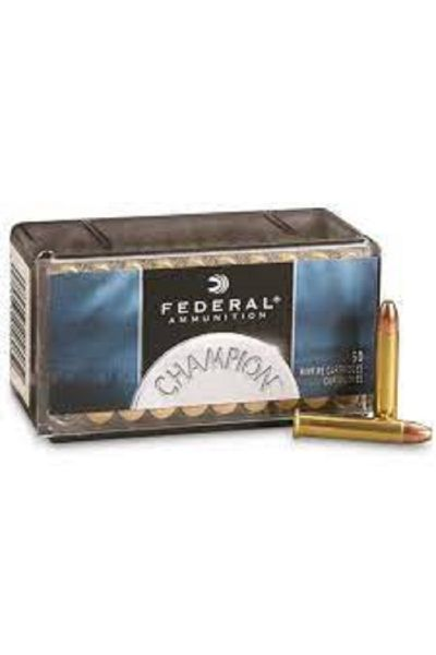 RTL Firearms ammunition Federal Champion .22 Win Magnum