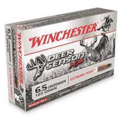 RTL Firearms ammunition winchester deer season 6.5 creedmoor 125 grain extreme point