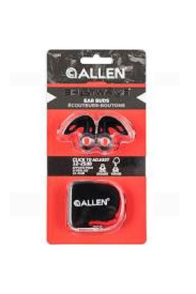 RTL Firearms hearing protection Allen - Shotwave Ear Bud