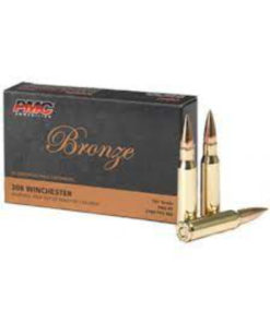 RTL Firearms PMC Bronze .308 Winchester 147 Grain